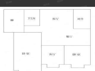 出售(城南)世纪花园3室2厅2卫125平精装修