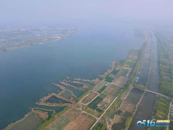 即将开工!贯通邳州和新沂的京杭运河特大桥来了!